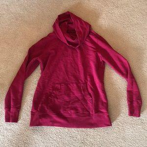 Cabelas Cowl Neck Sweatshirt